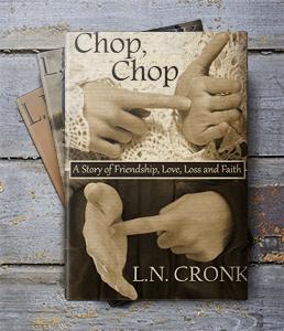 Chop Chop Mockup