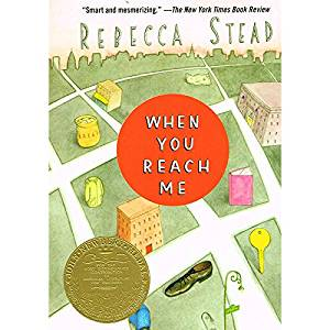 cover of Rebecca Stead's When You Reach Me